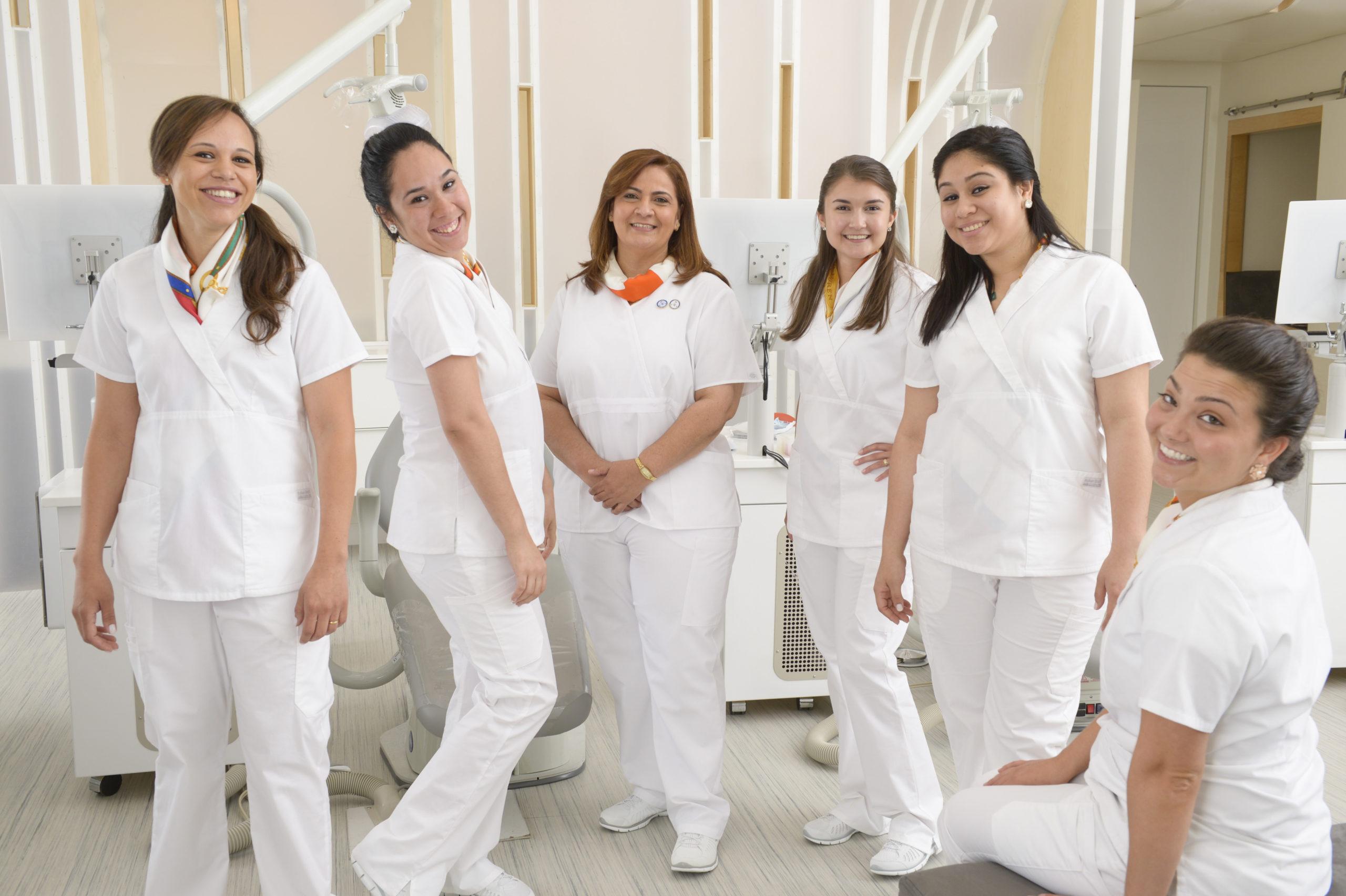 Team of Nurses at Great Boston Orthodontics